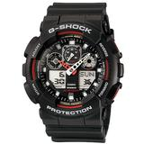 CASIO G-Shock [GA-100-1A4DR] (Merchant)
